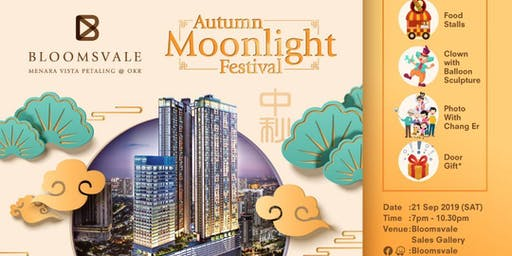 Bloomsvale Autumn Moonlight Festival