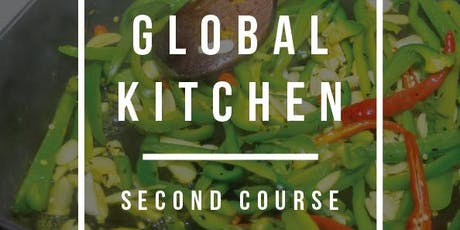 Global Kitchen - Cookbook Launch tickets