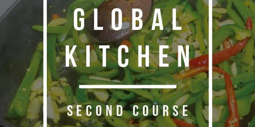 Global Kitchen - Cookbook Launch