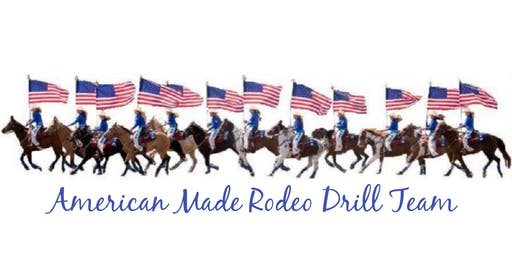 American Made Drill Team Auction