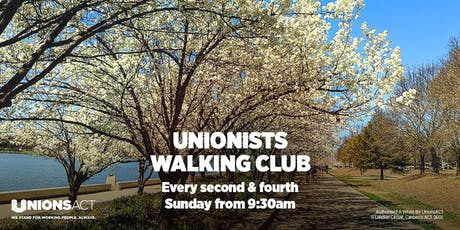 Unionists Walking Club tickets