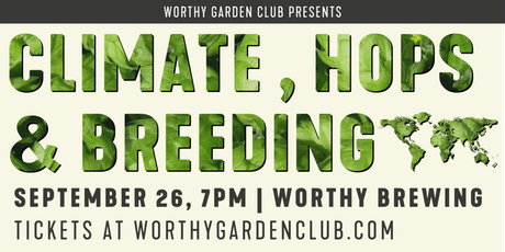 Climate, Hops, & Breeding tickets