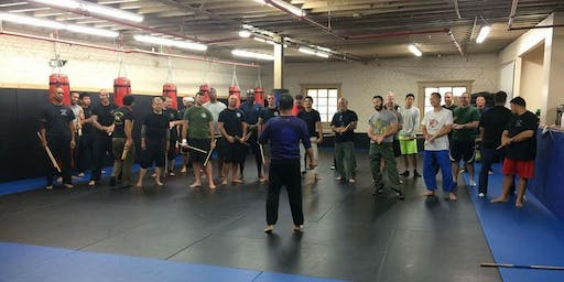 GM Val Pableo Eskrima Kali Arnis 2 Day Seminar Nov 30th Sat & Dec 01st Sun