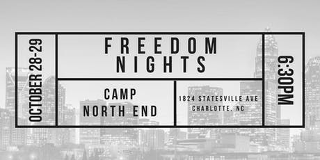 Freedom Nights tickets