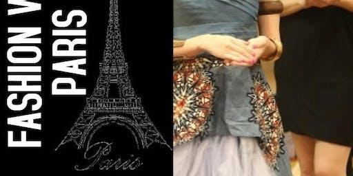 SUPER CHIC PARIS FASHION WEEK 2019