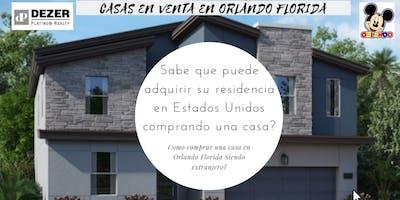 Mexico! Cómo comprar casas vacacionales en Orlando siendo extranjero?