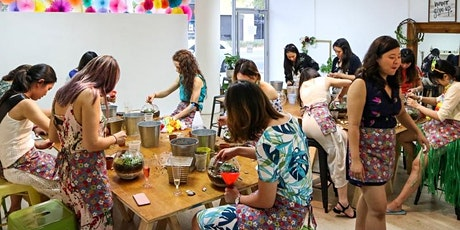 Terrarium Workshop | Sydney Alexandria  tickets