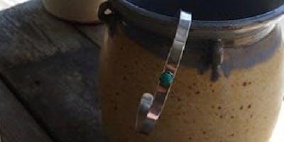Silver Cuff Bracelet w/Rene