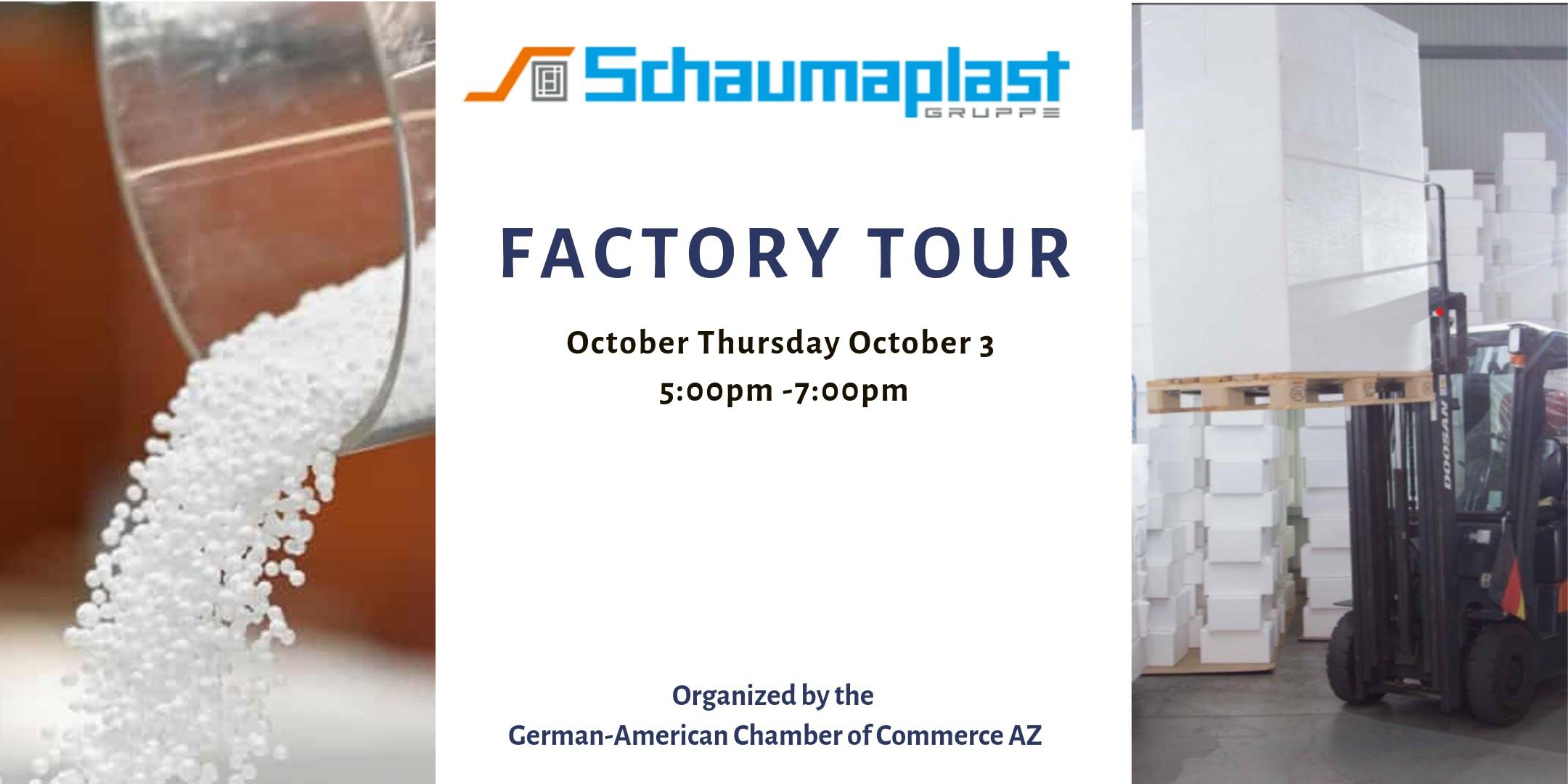 Schaumaplast Factory Tour