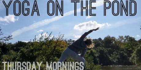 Yoga On The Pond Weekday Series tickets