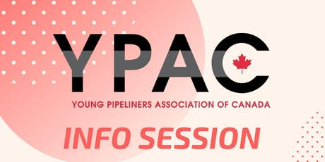YPAC UCalgary Info Session tickets