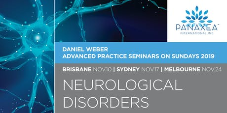 NEUROLOGICAL DISORDERS Sydney tickets