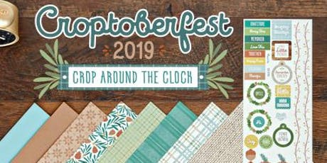 Croptoberfest- 12hrs Of Scrapbooking! tickets