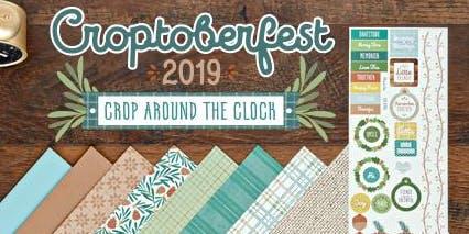Croptoberfest- 12hrs Of Scrapbooking!