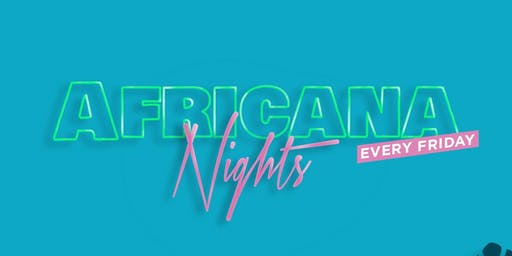 Africana Nights: Falling In Love With Africa