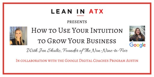 How to Use Your Intuition to Grow Your Business
