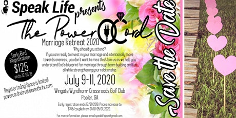 The Power Cord Marriage Retreat tickets