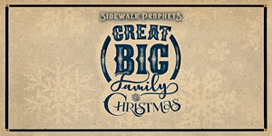 Sidewalk Prophets -Great Big Family Christmas -...