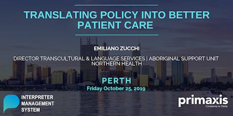 Round Table Networking Perth | Translating Policy into Better Patient Care  tickets