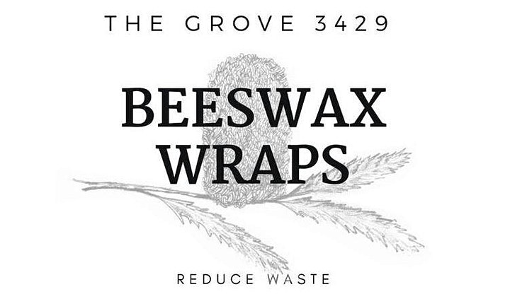 Beeswax wrap making workshop: session two image