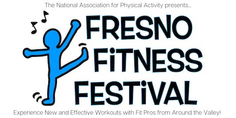 Fresno Fitness Festival - experience new workouts you'll love! tickets