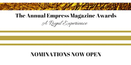 The Empress Awards tickets