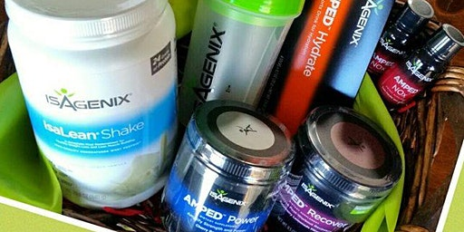Isagenix Holiday Open House