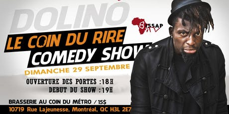 Le coin du rire (Comedy Show) tickets