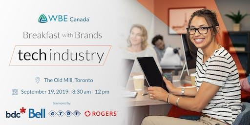 Breakfast with Brands: Tech Industry