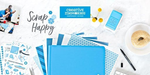 Monthly Scrapbooking Workshop- December