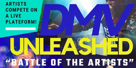 DMV Unleashed Contest  tickets