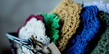 Crocheted Stars with Mystic Makerspace tickets