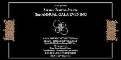 Serbian Festival Sydney 2019 - Annual Gala