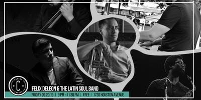 Cafeza Presents - Felix DeLeon & The Latin Soul Band