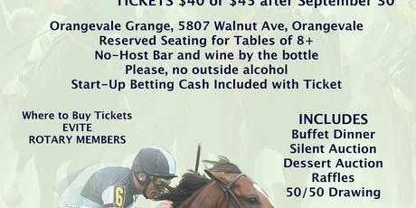 Nite at the Races tickets