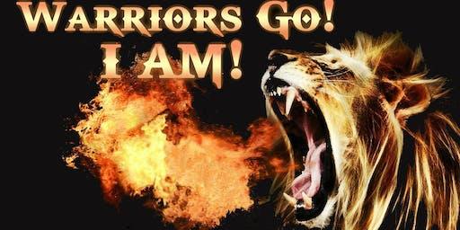 Warriors Go! I AM Auditions