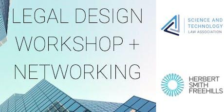 SATLA x HSF - Legal Design Workshop tickets