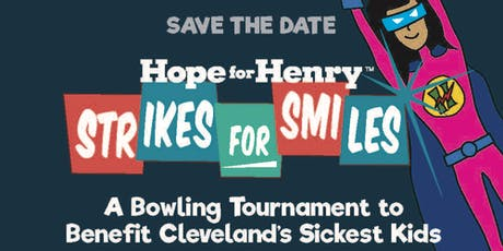 Hope for Henry Strikes for Smiles tickets