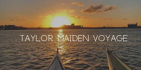 Taylor Maiden Voyage Fundraiser Night tickets