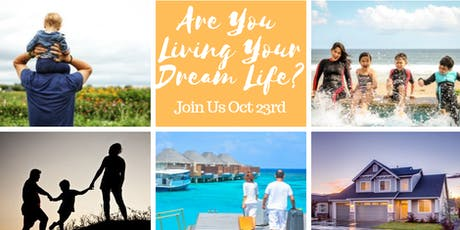 Live Your Ideal Life tickets