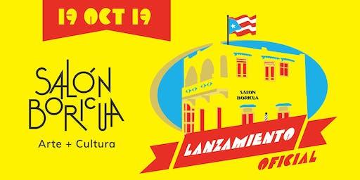 Salón Boricua: Lanzamiento Oficial en Ponce