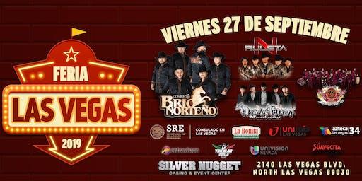 Feria Las Vegas 2019 - Viernes 27 de Septiembre