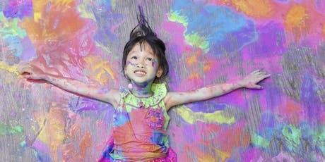 Colour Me Calm - Kids Yoga & Craft Mini Retreat tickets