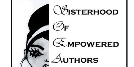 Sisterhood of Empowered Authors Woman's History Month Celebration tickets