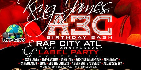 Libra Day #A3ckickoff Birthday Bash Mansion Party tickets