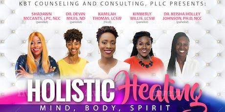 Holistic Healing: Mind, Body, Spirit tickets