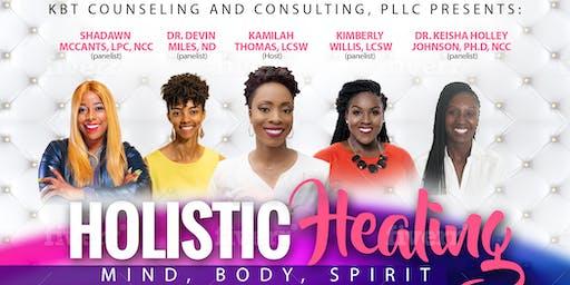 Holistic Healing: Mind, Body, Spirit