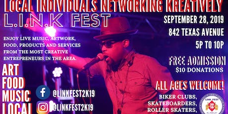 3rd Annual L.I.N.K FEST tickets