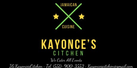 Kayonce's Citchen Grand Opening & Tasting tickets