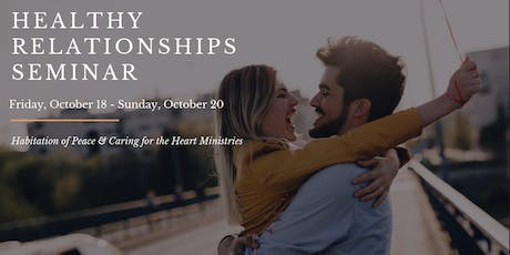 Healthy Relationships Seminar tickets